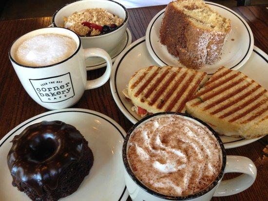 Corner Bakery Cafe Irvine Blvd