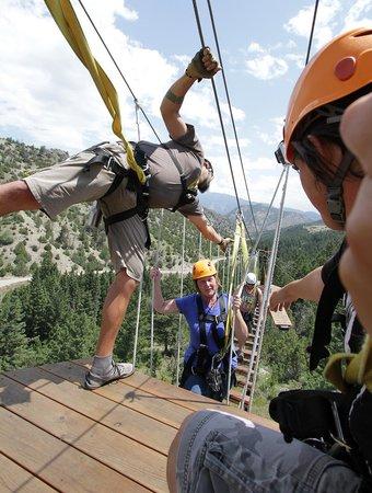 Montana Whitewater Raft Company: Always lending a hand