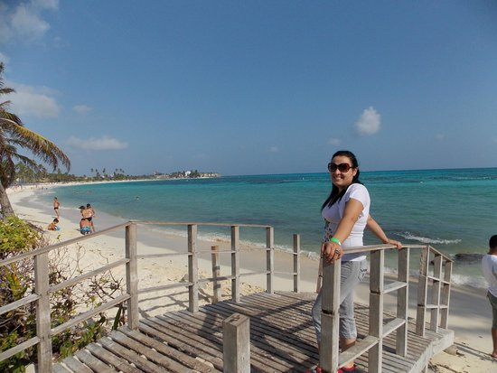 Hotel Verde Mar : Mi Diosa posando en la costa