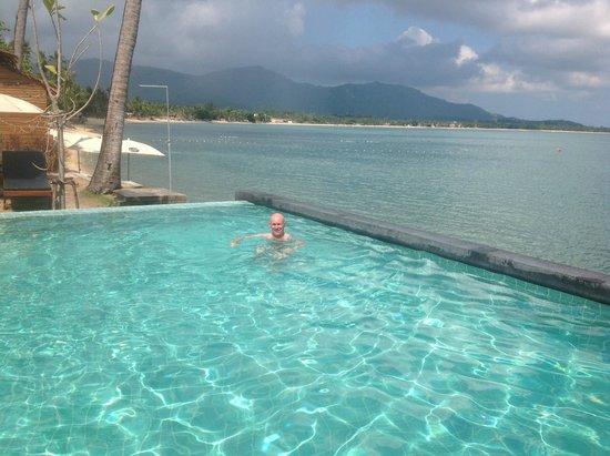 Escape Beach Resort Pool and beach