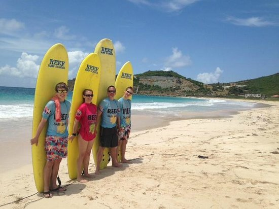 Coconut Reef Surf School: Surfing