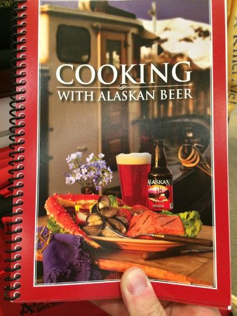 Alaskan Brewery and Bottling Company : great advice for cooking with some of the beers