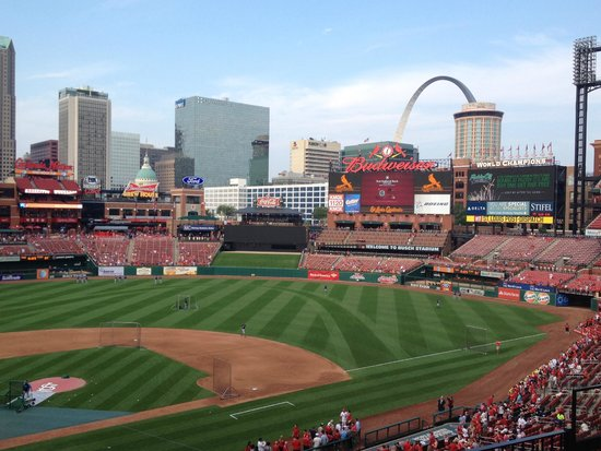 Busch Stadium: Baseball Heaven