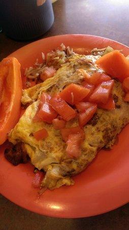 Kountry Kitchen : Idaho Omelette