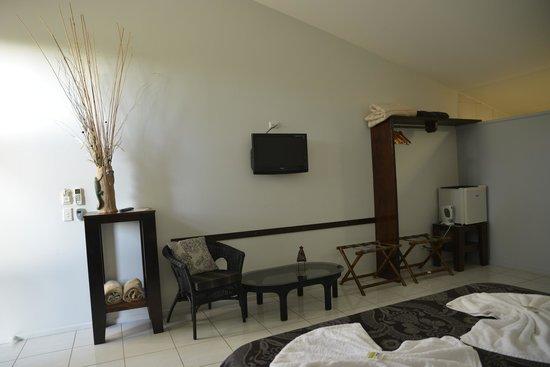 Daintree Wild Bed and Breakfast: Bedroom
