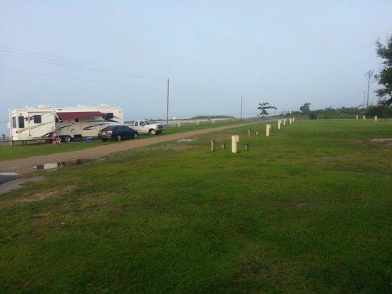 Ocean Beach Front Rv Camping In Florida
