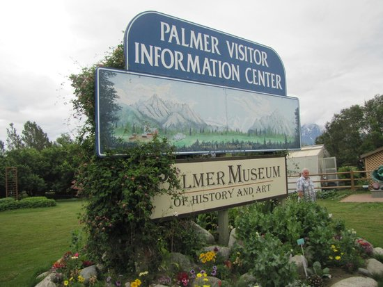 ‪Palmer Visitor Information Center‬