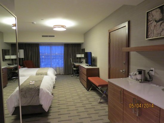 Radisson Hotel & Conference Centre Calgary Airport: Very Nice