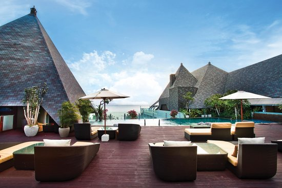 The Kuta Beach Heritage Hotel Bali Managed By Accor Rooftop Pool