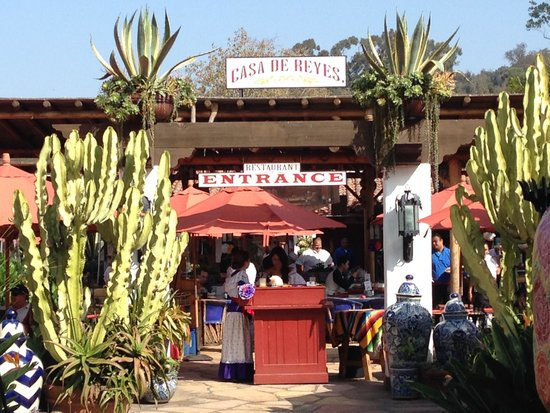 Cafe Reyes Old Town San Diego