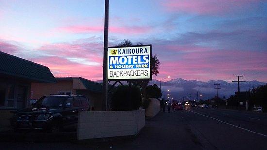 A1 Kaikoura Motels & Holiday Park