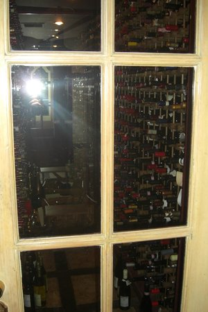 The Inn at Little Washington: Wine Cellar