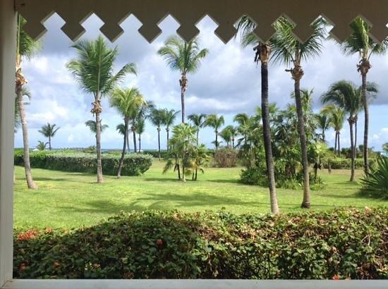 Club Med Columbus Isle : vu de la chambre