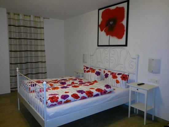 Pension Marianna: Двуспальная кровать