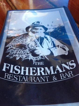 Fisherman's Restaurant and Bar: menu