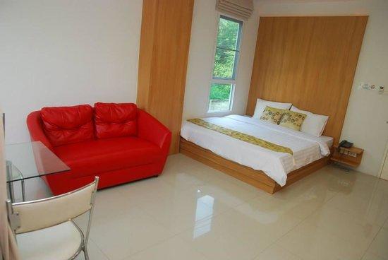 Riski Residence: Delux room