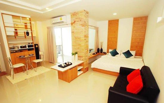 Riski Residence: Studio Room