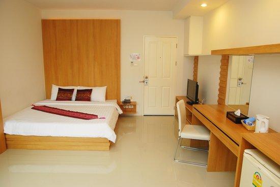 Riski Residence: Standard room