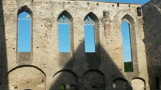 Convent of St. Bridget (Pirita Klooster): Piritan luostarirauniot