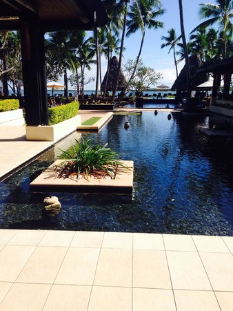 The Westin Denarau Island Resort & Spa Fiji: Westin Resort beautiful pool area