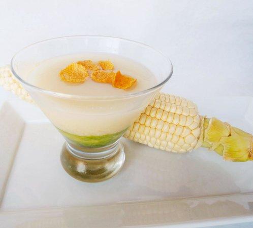 Shojin: A Little Corny Soup