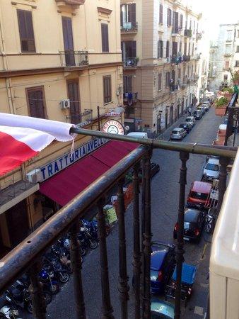 Hotel CineHoliday : View fr balcony