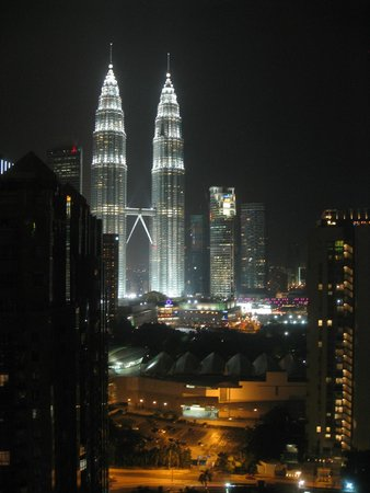 Pullman Kuala Lumpur City Centre Hotel And Residences: View from hotel side.