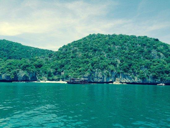 Tours Koh Samui: Angthong Marine National Park