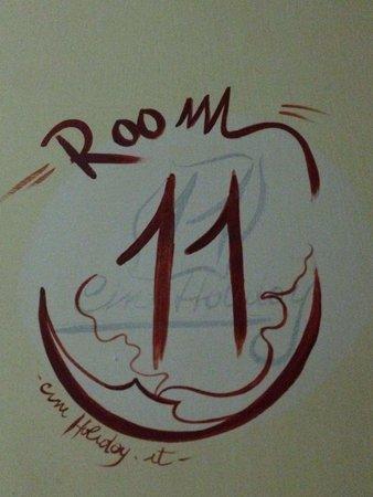 Hotel CineHoliday: Room 11