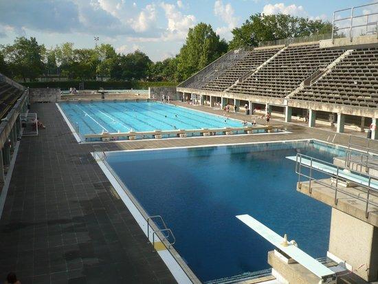 Olympiastadion Berlin: Swimming pool