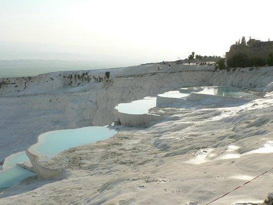 Hierapolis & Pamukkale : Памуккале