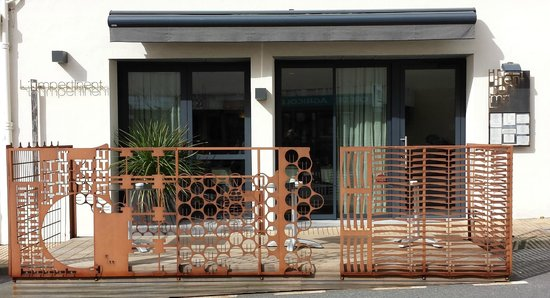 L'Impertinent : La terrasse