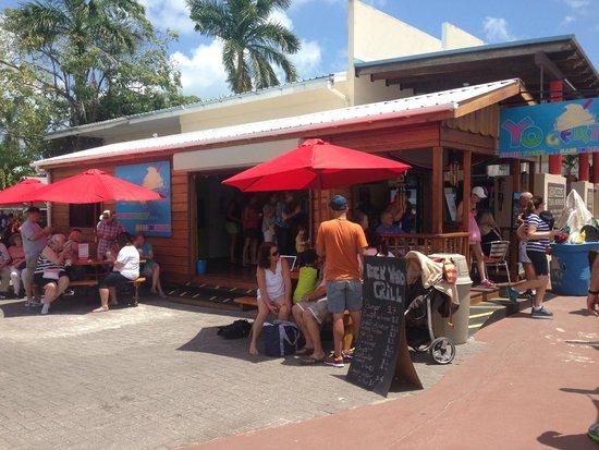 Belize Tourism Village: Belize YoGert