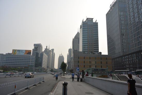 Rosedale Hotel Shenyang: ホテルです。