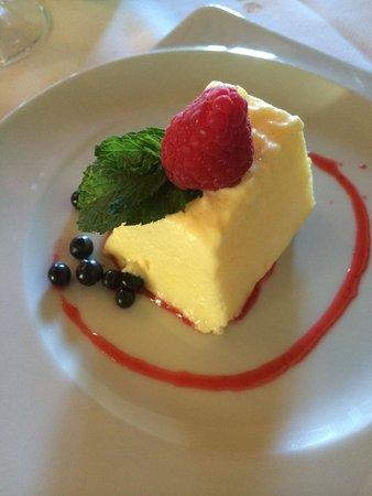 Domaine de Bournissac: 甜點