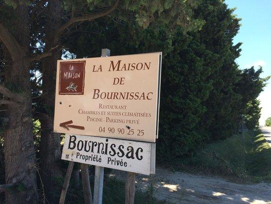 Domaine de Bournissac: 招牌