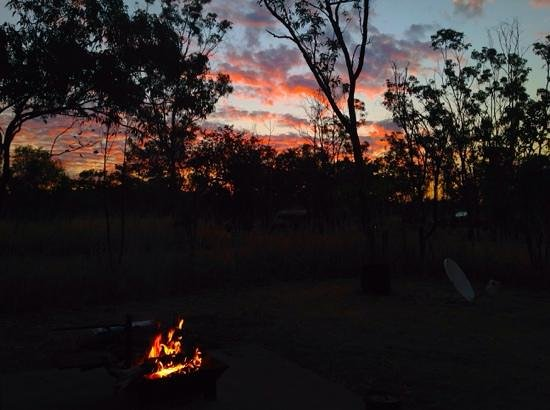 Keep River National Park: End of another day in the Keep NP