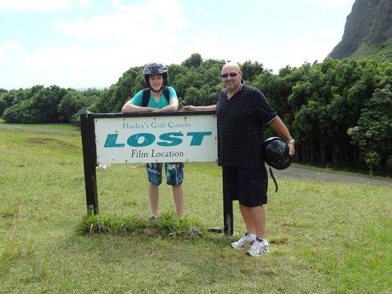 Kualoa: Lost