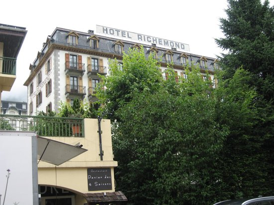 Hotel Richemond: 外観です