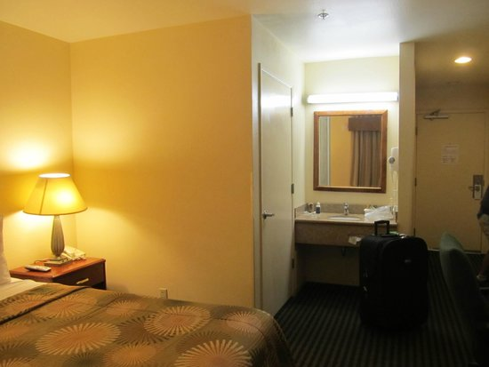 Buena Vista Motor Inn: habitacion