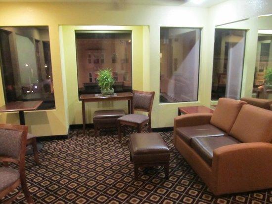 Buena Vista Motor Inn : Terraza