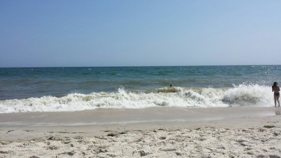 Robert Moses State Park: Surf