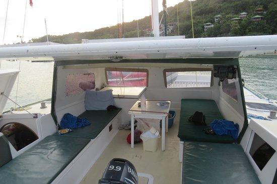 Siam Sailing: Inside the Tiki 30