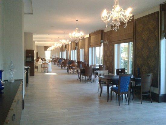 Bayramoglu Resort Hotel: Restaurent