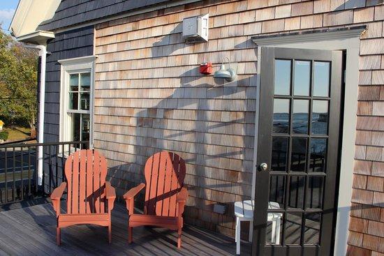 Woods Hole Inn: Nonamessett