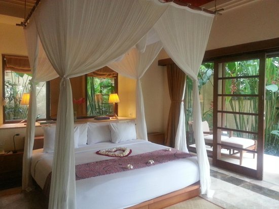 Komaneka at Monkey Forest : Our Suite....