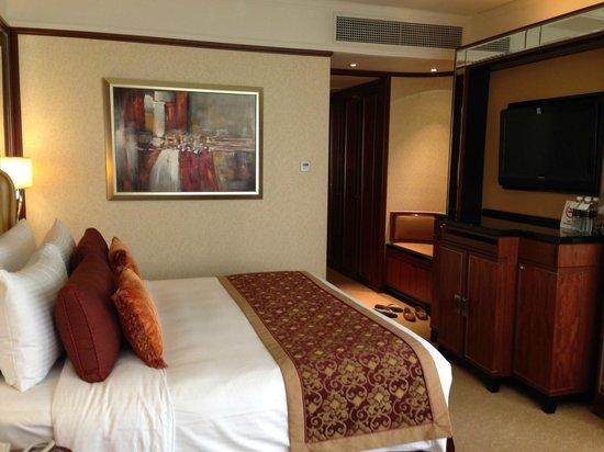Shangri-La Hotel Kuala Lumpur : Room