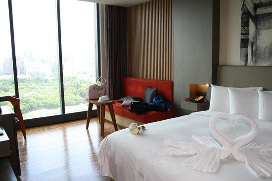 SO Sofitel Bangkok: lovely room