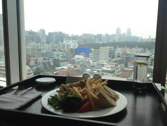 InterContinental Seoul COEX : Room Service