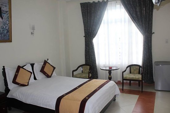 Dalat Central Hostel : Double room